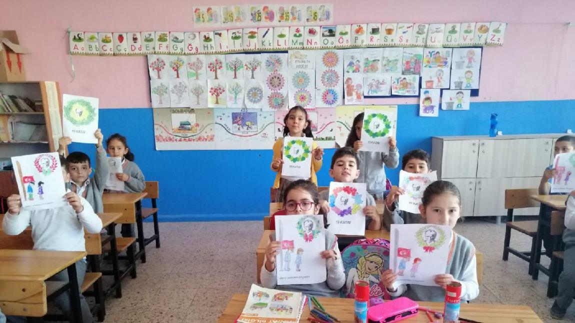 10 Kasim Ataturk Haftasi Kapsaminda Boyama Calismasi Yaptik 22